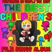 The Best Children's Film Songs Album Songs