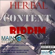 Herbal Content Riddim Songs