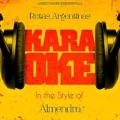 Rutas Argentinas (In The Style Of Almendra) [Karaoke Version] - Single Songs
