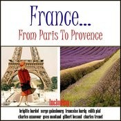 France: From Paris To Provence Songs