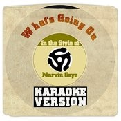 What's Going On (In The Style Of Marvin Gaye) [Karaoke Version] Song