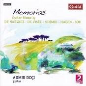 Memorias: Guitar Music Songs