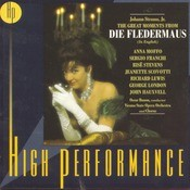 Die Fledermaus: Act III: Oh, For The Life Of An Actress  Song