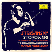 Stravinsky / Stokowski - The Rite Of Spring / Bach Transcriptions Songs