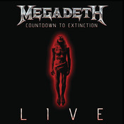 Countdown To Extinction: Live Songs