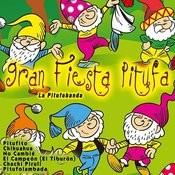 Gran Fiesta Pitufa Songs