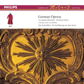 Mozart: Complete Edition Box 16: German Operas Songs