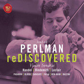 Perlman Rediscovered Songs