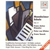 Mannheimer Schule Vol.4 Songs