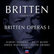 Britten conducts Britten: Opera Vol.1 Songs