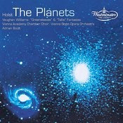 Holst: The Planets / Vaughan Williams: Greensleves & Tallis Fantasia Songs