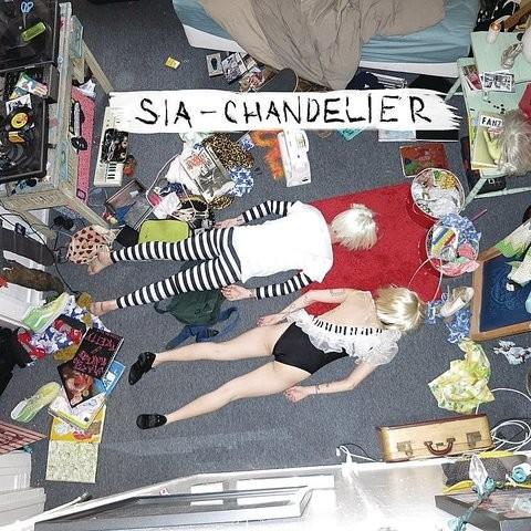 Chandelier Songs Download: Chandelier MP3 Songs Online Free on ...