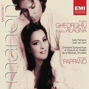 Massenet : Manon Songs