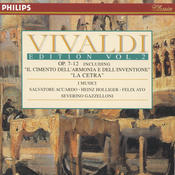 Vivaldi Edition Vol.2 - Op.7-12 Songs
