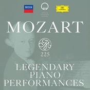Mozart 225: Legendary Piano Performances Songs