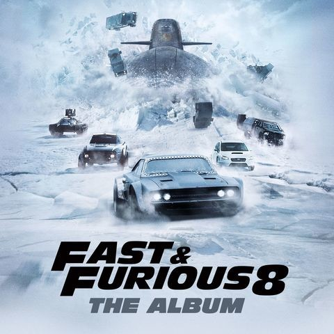 Fast Furious 8 The Album Songs Download Fast Furious 8 The Album Mp3 Songs Online Free On Gaana Com