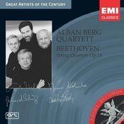 String Quartet No. 5 in A major Op. 18 No. 5: I. Allegro Song