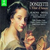 Donizetti : L'elisir d'amore [Highlights] (-  Apex) Songs