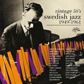 Vintage 50's Swedish Jazz 1949-1961 Songs