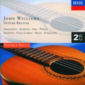 John Williams Guitar Recital Songs