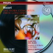 Mozart: The Horn Concertos; Oboe Concerto Songs