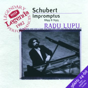 Schubert Impromptus Opp 90 Songs