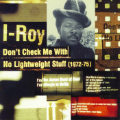 Dont Chek Me With No Lightweight Stuff 192 75 Songs