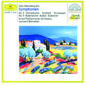 Mendelssohn Symphonies Nos 3 Scottish Songs