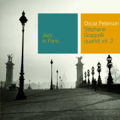 Peterson-Grappelli Quartet Vol. 2 Songs
