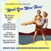 Wish You Were Here: Original Cast Recording Songs