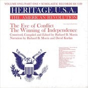 Heritage USA, Vol.1, Part 1: The American Revolution Songs