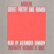 Modern Soviet Poetry And Humor: Read By Alexander Demidov Songs