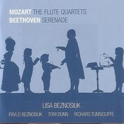 Mozart: The Flute Quartets / Beethoven: Serenade Songs