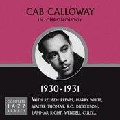 Complete Jazz Series 1930 - 1931 Songs