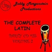 The Complete Latin Party CD - Vol. 2 Songs