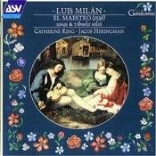 Luis Milan El Maestro Songs