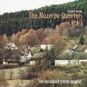 Hayden Wayne-The Nuzerov Quartets 9 & 10 Songs