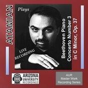 Mvt. 1 Allegro Con Brio, Beethoven Piano Concerto No. 3, Dickran Atamian, Piano Song