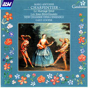 Charpentier: Incidental Music to Les Fous Divertissants and Le Mariage Forcé Songs