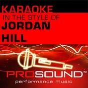 Remember Me This Way (Karaoke Instrumental Track)[In The Style Of Jordan Hill] Song