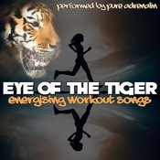 Eye Of The Tiger: Energising Workout Songs Songs