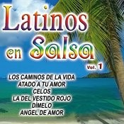 Latinos En Salsa Vol.1 Songs