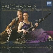 Bacchanale: Music For Trumpet & Bassoon Songs