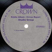 Kiddie Album - Circus Report Songs