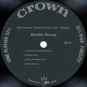 Blue Hawaii - Master Stereo Tape - Original Songs