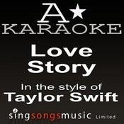 Taylor Swift - Love Story (Karaoke Audio Version) Songs