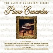 The Classic Composers Series - Piano Concertos Songs