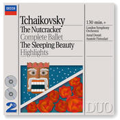 Tchaikovsky: The Nutcracker; The Sleeping Beauty - highlights Songs