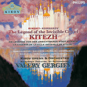 The Legend Of The Invisible City Of Kitezh And The Maiden Fevronia / Act 1: Den' I Noch'u Nas Sluzhba Voskresenaya Song