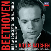 Beethoven: The Piano Concertos etc Songs